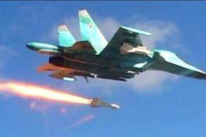 Không quân Nga giáng đòn trả đũa phiến quân ở Idlib
