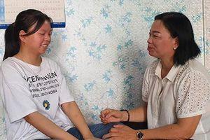 Em gái thanh niên hiến giác mạc được tuyển thẳng 3 trường ĐH