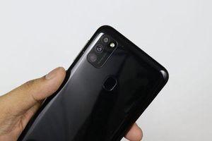 Samsung Galaxy M21 với pin 6.000 mAh, RAM 4 GB giảm giá sốc