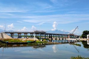 Thừa Thiên - Huế: Đầu tư hơn 39 tỷ đồng nâng cấp, mở rộng cống Quan