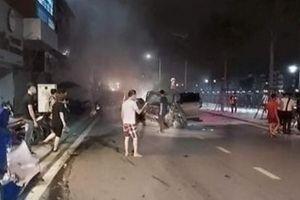 Khởi tố lái xe Lexus gây tai nạn liên hoàn trên phố đi bộ Hải Phòng