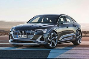 Audi e-tron Sportback ra mắt tại Anh