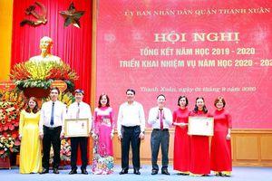 Môi trường giáo dục của quận Thanh Xuân ngày càng đổi mới