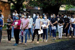 Bất chấp đại dịch, Ấn Độ triển khai kỳ thi quy mô toàn quốc