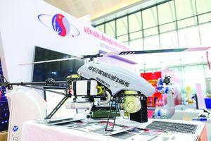 Ấn tượng trực thăng không người lái mới nhất ở Việt Nam