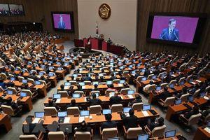 Quốc hội Hàn Quốc bắt đầu kỳ họp định kỳ đầu tiên kéo dài 100 ngày