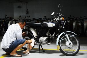 Huyền thoại Honda 67 - Sức hấp dẫn lạ kỳ