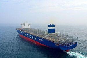 Hàn Quốc chế tạo tàu chở container siêu lớn chạy bằng nhiên liệu LNG đầu tiên trên thế giới