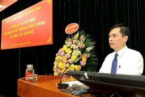 Học viện Chính trị Quốc gia Hồ Chí Minh có tân Phó Giám đốc
