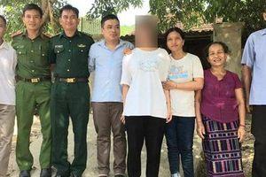 Giải cứu thiếu nữ sau 9 năm bị lừa bán sang Trung Quốc
