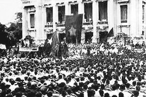 Cách mạng tháng Tám năm 1945 - khơi gợi những giá trị linh thiêng