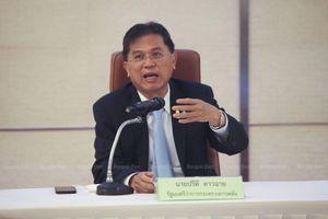 Bộ trưởng Tài chính Thái Lan từ chức sau 24 ngày làm việc