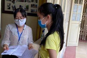 7 thí sinh ở Hà Nội làm thủ tục dự thi đợt 2