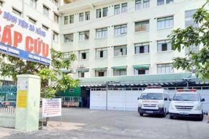 Bệnh viện Đà Nẵng đã triển khai tiếp nhận bệnh nhân cấp cứu nặng nguy kịch