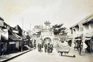 Loạt ảnh quý về Hà Nội xưa qua ống kính nhiếp gia Pháp
