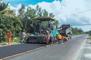 Tổng lực thi công các dự án giao thông quan trọng vùng ĐBSCL