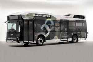 Toyota và Honda 'bắt tay' phát triển xe buýt phát điện