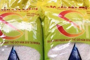 Từng bước xây dựng thương hiệu gạo Việt
