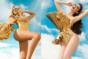 Bỏng mắt trước đường cong nuột nà của dàn thí sinh Hoa hậu Venezuela 2020