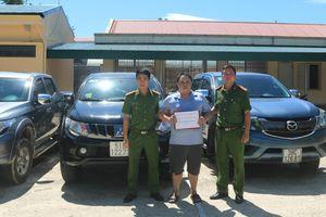 Hà Tĩnh: Khởi tố đối tượng người nước ngoài trộm 3 xe ôtô