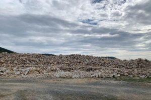 Quảng Bình: Điều tra 4.000 tấn khoáng sản không rõ nguồn gốc
