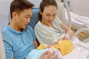 Cường 'Đô La' mua túi hàng hiệu tặng con gái mới sinh