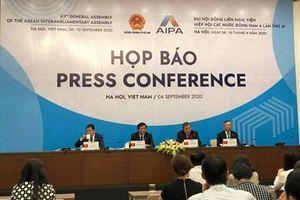 Việt Nam sẵn sàng cho Đại hội đồng AIPA lần thứ 41
