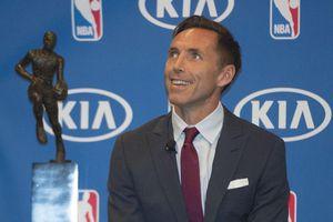 Brooklyn Nets chọn Steve Nash làm HLV trưởng