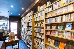 Chàng trai Nhật mở cửa hàng sách cũ