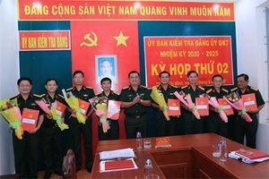 Ban Thường vụ Quân ủy Trung ương chuẩn y nhân sự mới