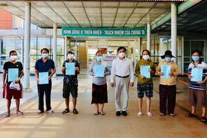 13 bệnh nhân mắc Covid-19 tại Quảng Nam được công bố khỏi bệnh