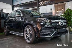 Mercedes-Benz GLS 450 4Matic tại Việt Nam, rẻ hơn BMW X7