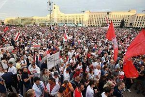 Chính khách Nga đáp trả lời đe dọa của Mỹ về tình hình Belarus
