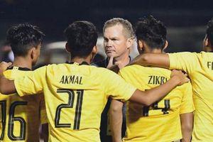 U-19 Malaysia là đội bóng xuất sắc nhất Đông Nam Á