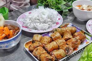 4 quán bún chả Hà Nội ở TP.HCM