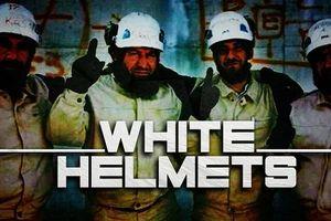 White Helmets tiếp tục là công cụ đắc lực chống Syria