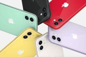 iPhone 11 là smartphone bán chạy nhất thế giới nửa đầu năm 2020