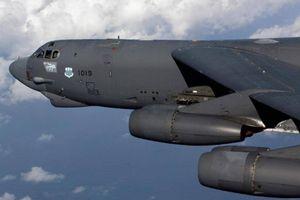 Oanh tạc cơ B-52 của Mỹ xuất hiện gần bán đảo Crimea