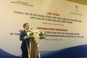 Quốc tế đánh giá cao Việt Nam trong việc đảm bảo quyền con người