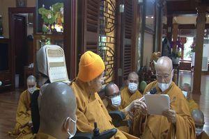 Khánh tuế Trưởng lão HT.Thích Thanh Từ 97 tuổi