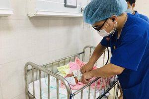 Vừa mổ lấy thai, vừa cắt u buồng trứng 'khủng' cho sản phụ an toàn