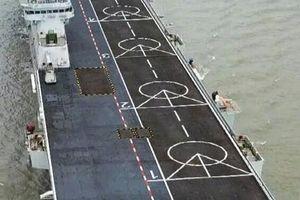 Tàu đổ bộ tối tân nhất Trung Quốc làm dấy lên tranh cãi về hiện diện tương lai trong đụng độ với Đài Loan