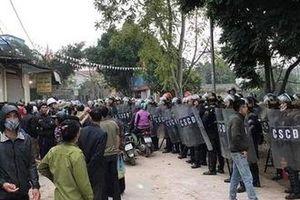 Vụ sát hại 3 cảnh sát ở xã Đồng Tâm: Xét xử 29 bị cáo với nhiều tội danh khác nhau