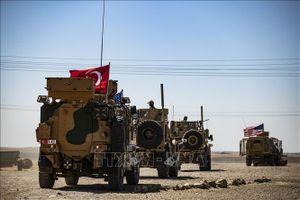 Mỹ, Thổ Nhĩ Kỳ tăng cường lực lượng ở Đông Bắc Syria
