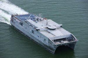 Austal bàn giao tàu đổ bộ EPF thứ 12 cho Hải quân Hoa Kỳ