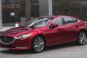 Cận cảnh Mazda6 2021 vừa ra mắt tại Mỹ, giá 564 triệu đồng