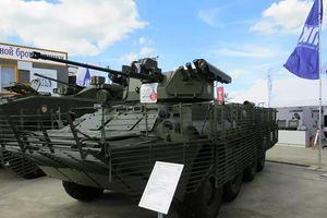 Khám phá sức mạnh 2 mẫu xe bọc thép mới của quân đội Nga