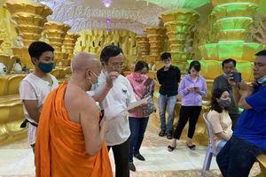 Giải pháp cho sự cố tro cốt ở chùa Kỳ Quang 2