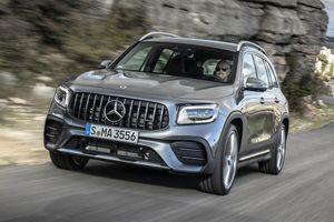 Mercedes GLB sắp ra mắt bản hiệu năng cao tại Malaysia