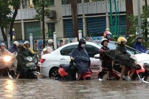 Khẩn trương khắc phục hậu quả do mưa lớn tại tỉnh Thái Nguyên